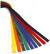 ATA Color Belts / Ranks