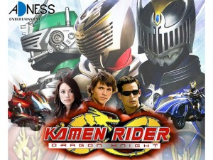 Kamen Riders featuring the stars of the ATA & XMA