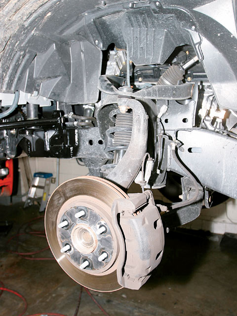 Lowering My Nissan Titan Cjdracing