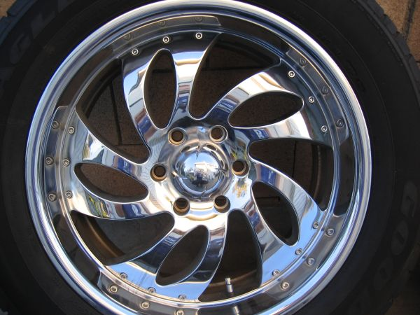 "FS: 20"" MB Motoring wheels - PerformanceTrucks.net Forums"