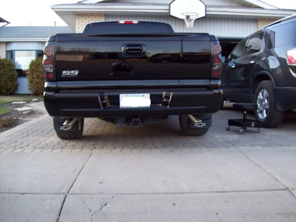 got dual exhaust if so share pics