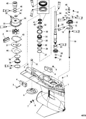 Mercury Outboard Parts | Diagrams | Accessories | Lookup