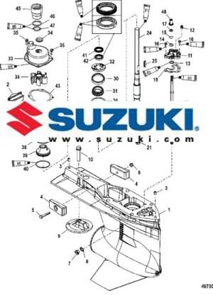 Suzuki Outboard Parts | Diagrams | Catalog | Lookup | PerfProTech