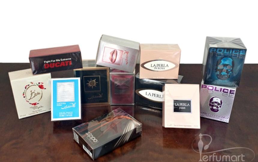 Perfumart – recebendo material Frajo 1