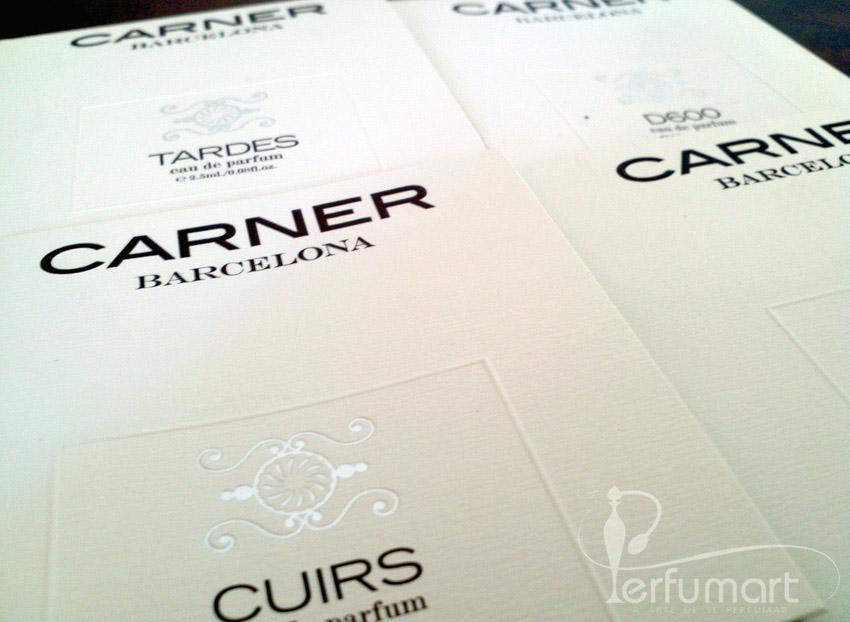 Perfumart - post recebimento Carner