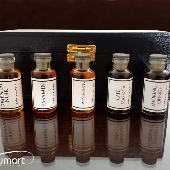 Perfumart - Post recebimento Amberfig