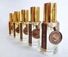 Perfumart - post Exotic Island Aromatics