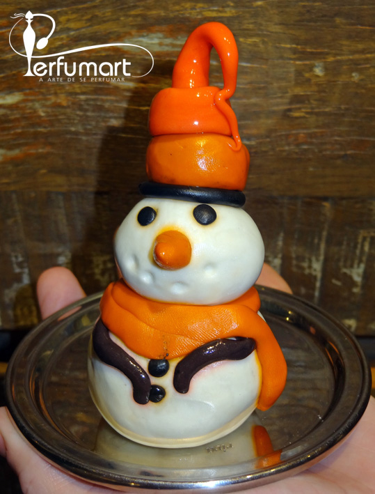 Perfumart - Lush SPA Snow man Fun Kit 2