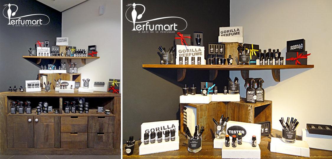 Perfumart - Lush SPA Gorilla Perfumes 2
