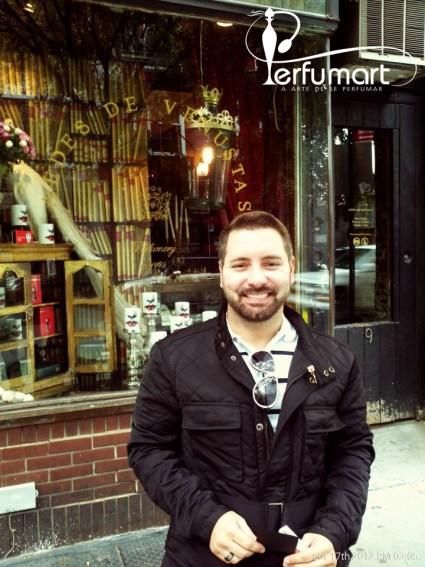 Perfumart - NYC 2012 Diário de Bordo 4
