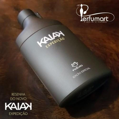 Perfumart - resenha do perfume Kaiak Expedição