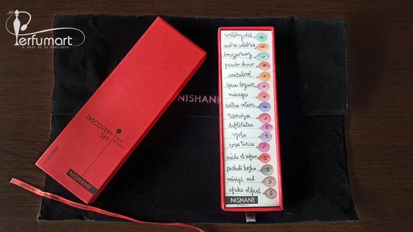 Perfumart - Post recebimento Nishane 3