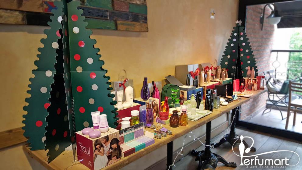 Perfumart - Post sobre Natal natura 2015.