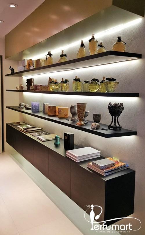 Perfumart - Post Al Zahra interior loja