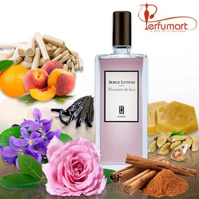 Perfumart - resenha do perfume Féminité du Bois