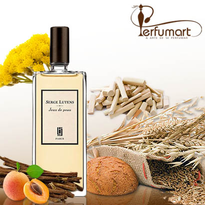 Perfumart - resenha do perfume Jeux de Peau