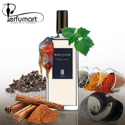 Perfumart - resenha do perfume Serge Noire