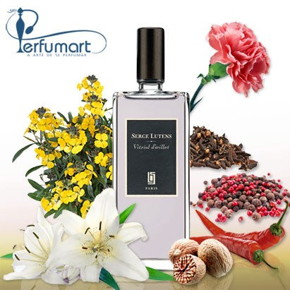 Perfumart - resenha do perfume Vitriol d'oeillet