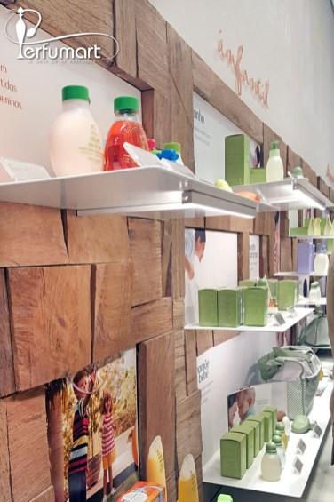 Perfumart - Nova loja Natura Infantil