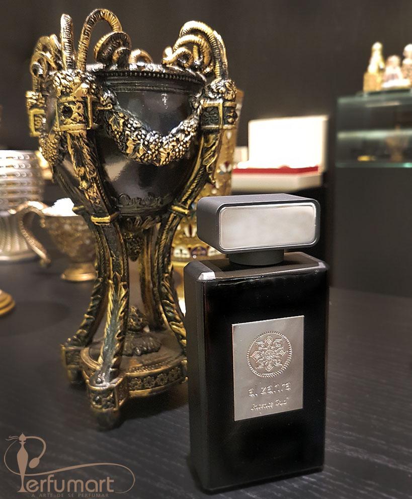 Perfumart - post Coleção Alzahra Incense Oud