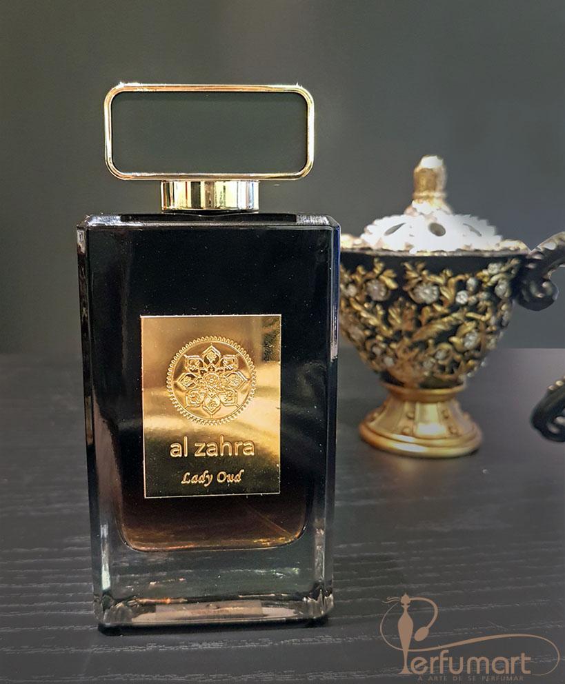Perfumart - post Coleção Alzahra Lady Oud