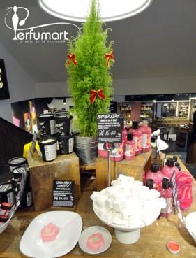Perfumart na Lush SPA - Especial Natal 02