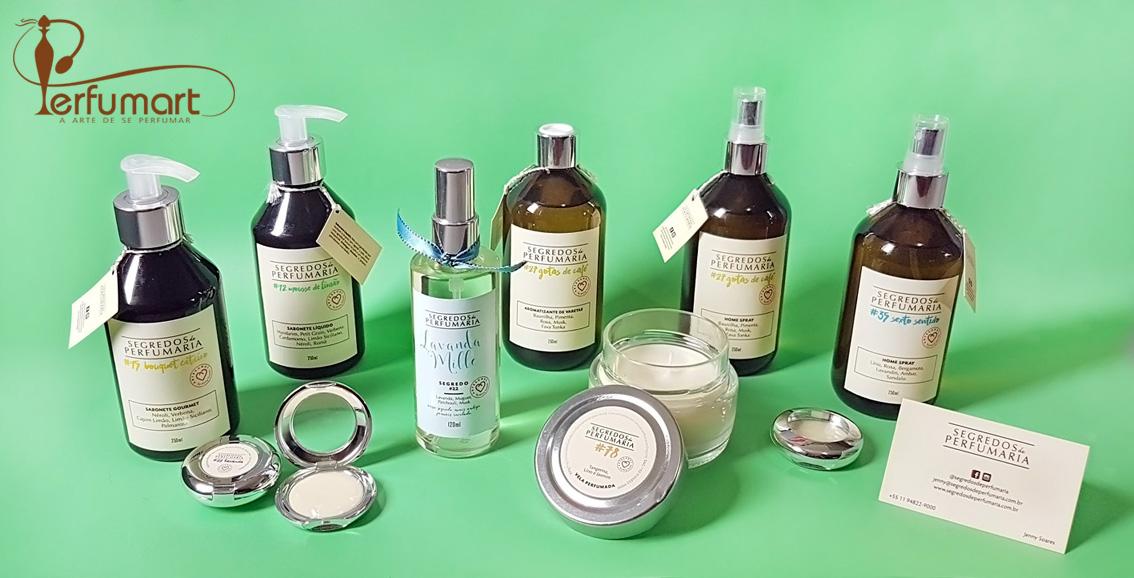 Perfumart - post Segredos de Perfumaria testada