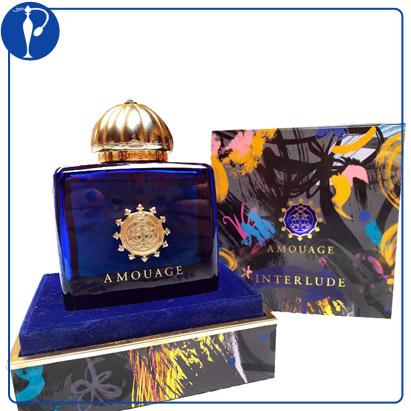 Perfumart - resenha do perfume Amouage-Interlude-Woman