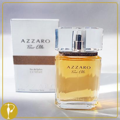 Perfumart - resenha do perfume AZZARO POUR ELLE EXTRÊME