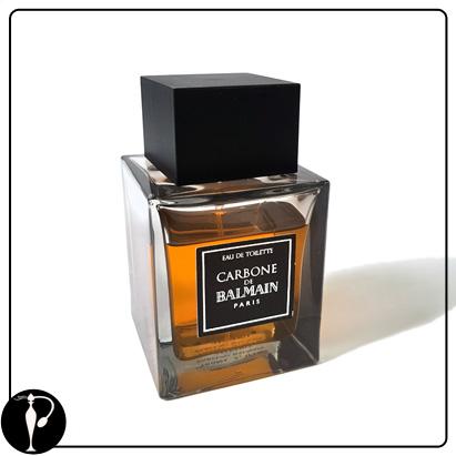 Perfumart - resenha do perfume Balmain - Carbone