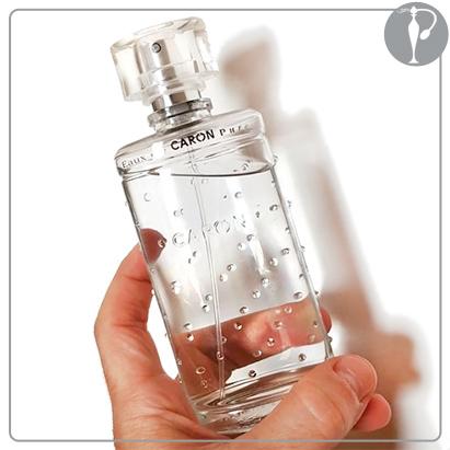 Perfumart - resenha do perfume Caron - Eaux Pure de Caron