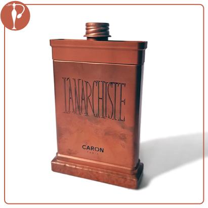 Perfumart - resenha do perfume Caron - L'anarchiste