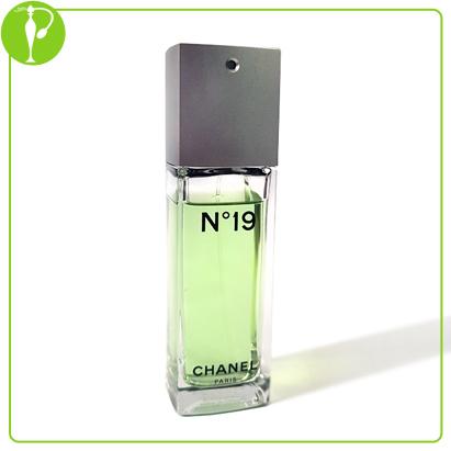 Perfumart - resenha do perfume Chanel 19 EDT