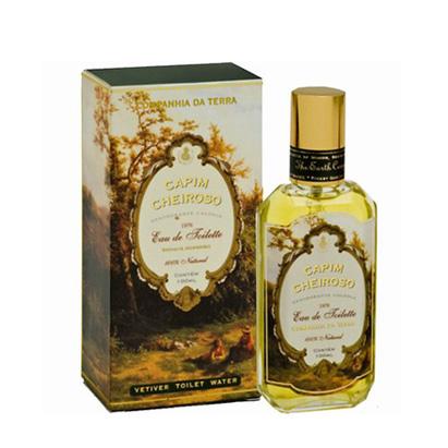 Perfumart - resenha do perfume Cia. Terra - Capim Cheiroso