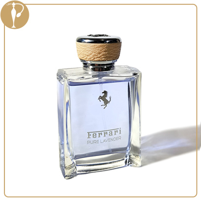 Perfumart - resenha do perfume Ferrari - Les Eaux Pure Lavender