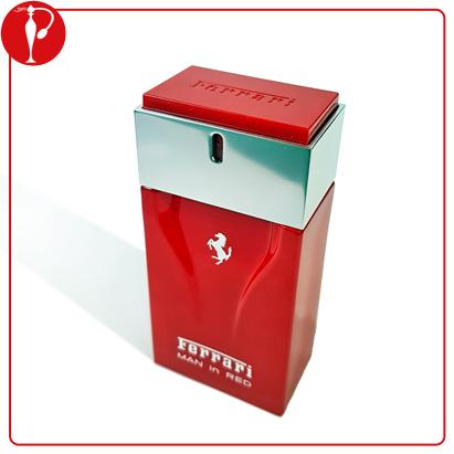 Perfumart - resenha do perfume Ferrari - Man in Red