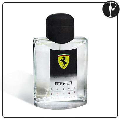 Perfumart - resenha do perfume Ferrari - Scuderia Ferrari Black Shine