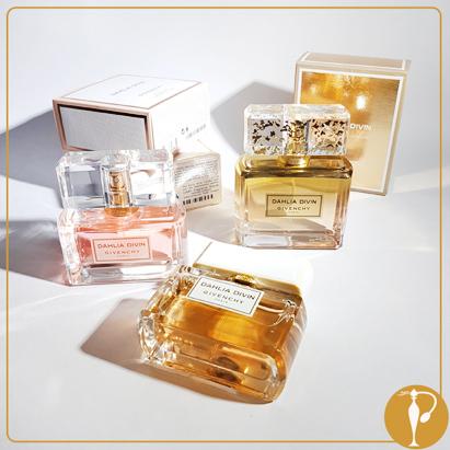 Perfumart - resenha do perfume Givenchy - Dahlias Divins