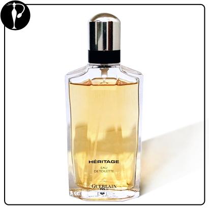 Perfumart - resenha do perfume Guerlain - Heritage