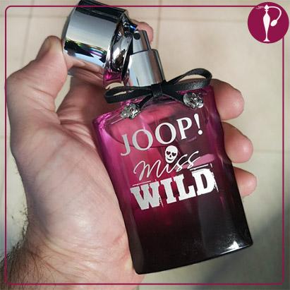 Perfumart - resenha do perfume Joop! Miss Wild