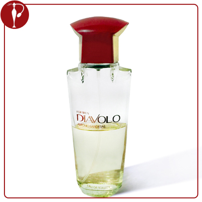Perfumart - resenha do perfume Banderas - Diavolo