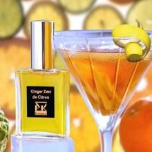 Perfumart - resenha do perfume PK Perfumes - Ginger zest