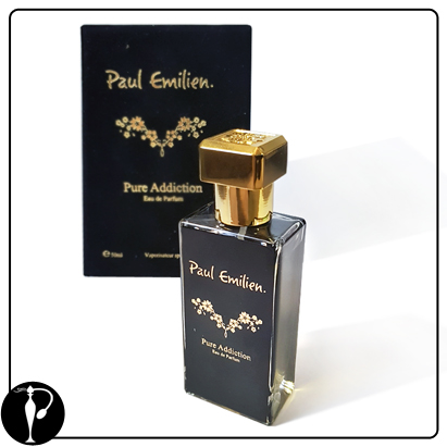 Perfumart - resenha do perfume Paul Emilien - Pure Addiction