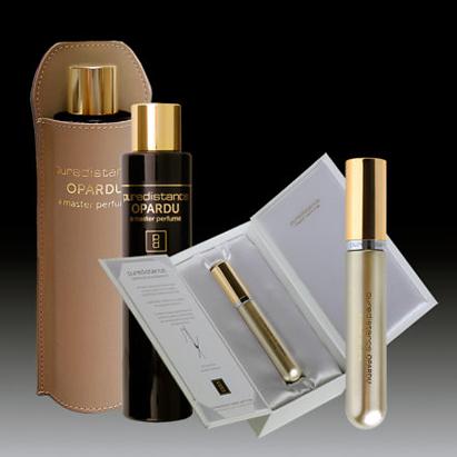 Perfumart - resenha do perfume Puredistance Opardu