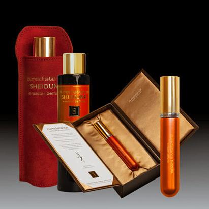 Perfumart - resenha do perfume Puredistance Sheiduna