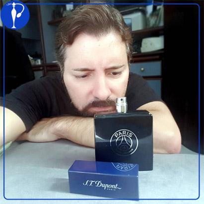 Perfumart - resenha do perfume S.T.Dupont - Paris Saint-Germain