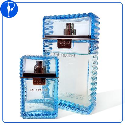 Perfumart - resenha do perfume Versace - versace men eau fraiche