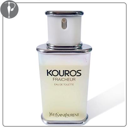 Perfumart - resenha do perfume YSL - kouros fraicheur