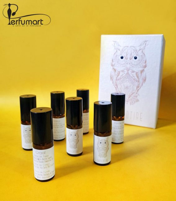 Perfumart - Post Sapientiae Sample set 2