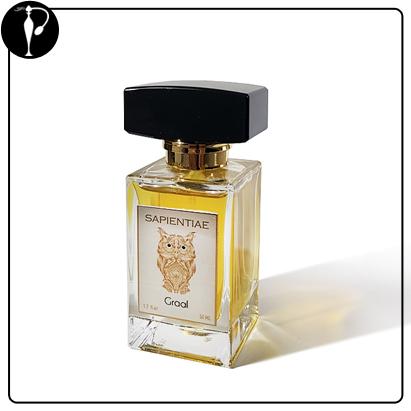 Perfumart - resenha do perfume Sapientiae - Graal